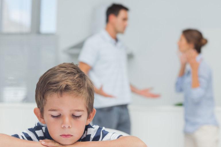 Respecter le droit des enfants en cas de conflit parental