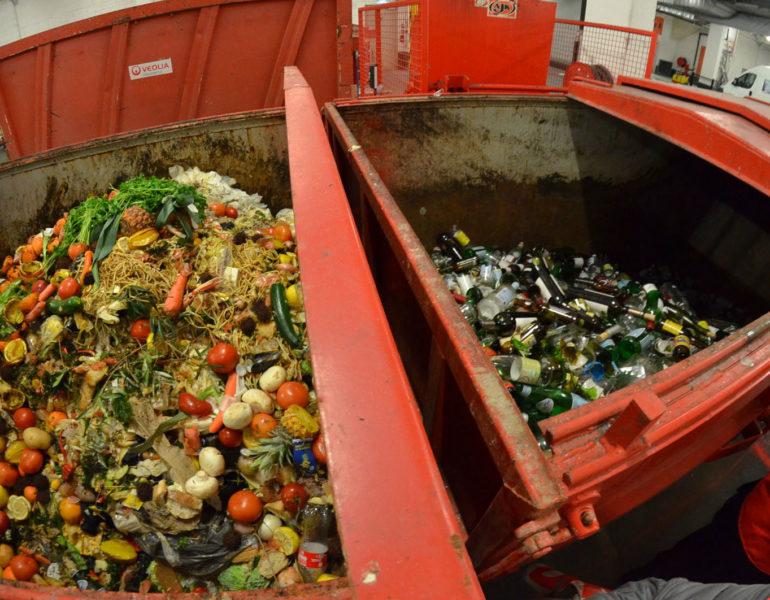 Une convention illégale face au traitement des déchets dans la ville de Marseille