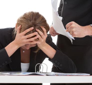 Les conséquences qu'engendrent un abus de pouvoir dans les lieux de travail