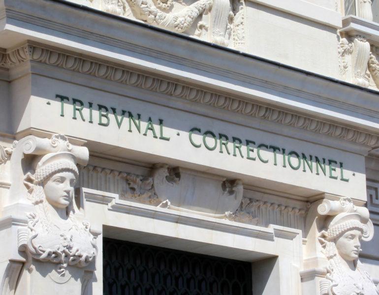 Les tribunaux correctionnels pour mineurs radiés