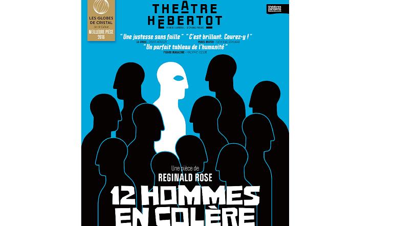 «12 Hommes en Colère»: cas de conscience au Théâtre Hébertot