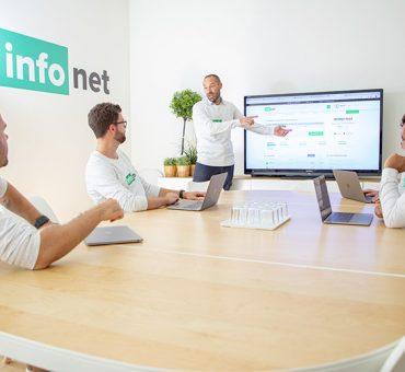 Infonet: le portail qui révolutionne l'accès aux données légales des entreprises
